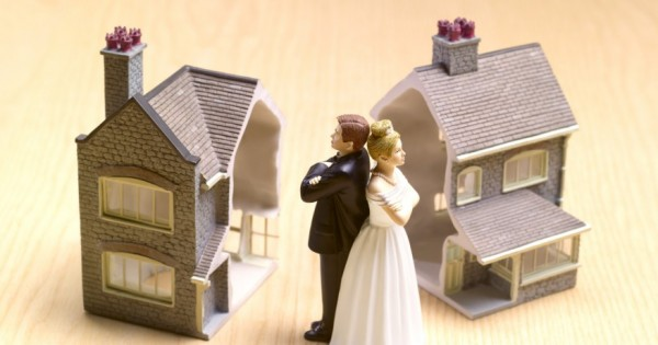 Διαζύγιο κατ' αντιδικία